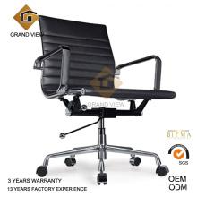 Leather Swivel Office Boss Chair (GV-EA117-2)