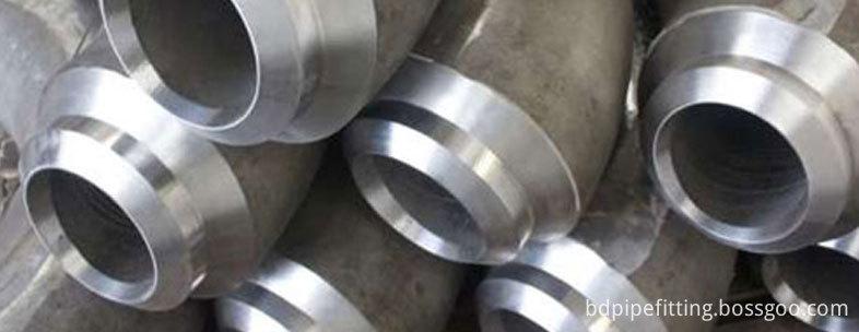 Steel Elbows in Long & Short Radius
