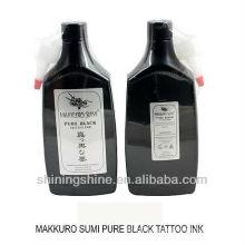 2016 heiße Verkauf Japan-dunkle schwarze Tätowierungtinte