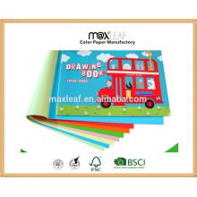 A4 Farbe Zeichnung Pad Sketck Buch (CDB-A4-80G)