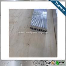 Tubo de radiador de aluminio 3003 para vehículo eléctrico