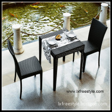 Competitive Outdoor Dining Set / Rattan Table and Chair (DS-201)