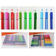 Conjunto de canetas para aquarela intelectiva de crianças
