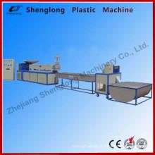 Wenzhou Recycling Machine PP PE Film Granulator