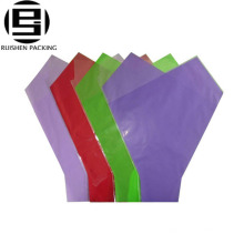 Bopp plastic flower sleeve bags