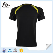 Homens de marca T-Shirt Fancy Fitness Wear Atacado