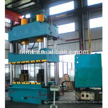 Prensa hidráulica de extrusión de aluminio, Prensa hidráulica estampadora de metales