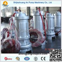 380/415 / 460V 50 / 60Hz Pompe à eau de soutirage submersible électrique Industria