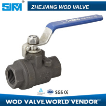 2PC Carbon Steel Ball Valve (WCB)