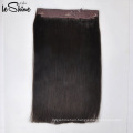 Thick Bottom 20'' 120g Remy Double Drawn Halo Hair Best Selling For Salon