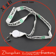 Wholesale Bulk Cheap Custom Polyester Retractable Lanyard