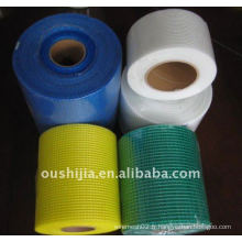 Couvercle d'isolation en fibre de verre en aluminium utilitaire