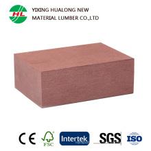 Accesorio compuesto de plástico de madera para baranda de jardín (HLM71)