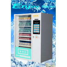 Hot Sale New Combo Drink & Snack and Bean Coffee Vending Machine