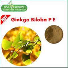 Extrato de Ginkgo Biloba