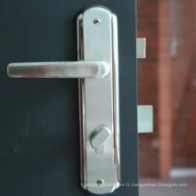 Fournir toutes sortes de plaques de serrure de porte, toutes sortes de serrure de porte, serrure de porte de récipient inoxydable