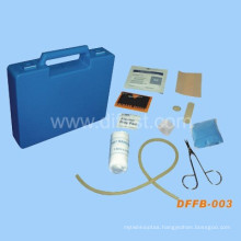 Home/Office/Car First Aid Box with Basic Medical Equipment (DFFB-003)