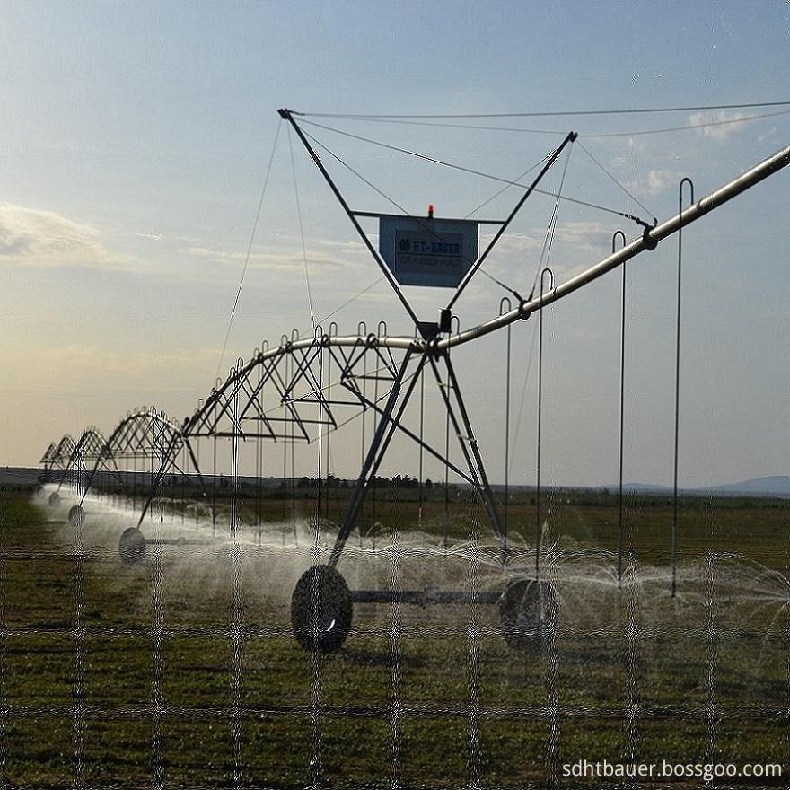 Agricultural Center Pivot Irrigation System5