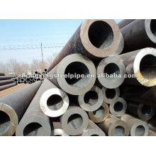 DIN1629 / tubo de aço carbono sem costura Din 2448 St35.8 ST52
