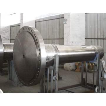 Eixo de alta qualidade do forjamento da turbina eólica