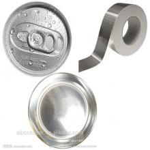 Bobine en aluminium revêtue de qualité Eoe End Stock