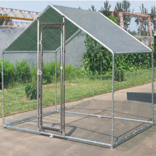 Galvanized Extra Large Metal Chicken Coop Murah