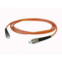 Videos Fibre Optic Patch Cord Low Insertion Loss , FC - FC