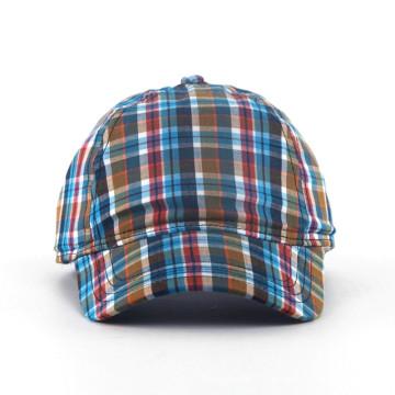 Бейсбольные кепки Pattern Check Pattern