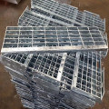Grid Galvanized Steel Grid Staircase