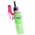 Fermeture à glissière Top Lid Handy Longneck Bottle Cooler
