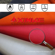 Xinke Protective EN/NFPA 100% cotton anti-flame fabric for workwear