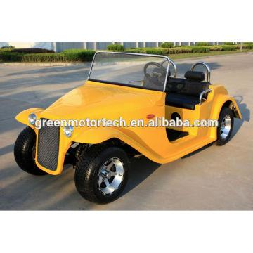 voiture de golf classique de club électrique avec le certificat de la CE