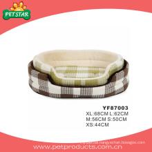 Luxury Pet Dog Bed Wholesale (YF87003)