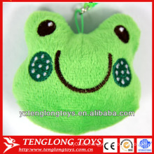 Lovely Frog Diseño Plush Screen Cleaner Mobile Screen Cleaner