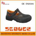 Стальная обувь для сандала, летняя защитная обувь Malaysia RS027