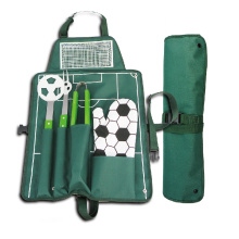 5pcs outils de forme de barbecue de football