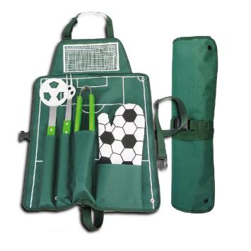 5PCS soccer Shape BBQ Tools Set
