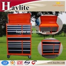 Caja de herramientas del balanceo del cofre de herramienta del gabinete de herramienta del metal de Haylite para la venta