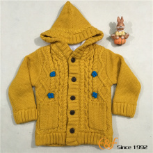 Winter Double Layer Warm Sweater for Girl