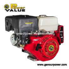 Мощность Значение 168f 15hp бензиновый двигатель электрический старт для продажи