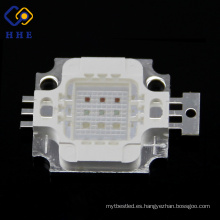 Nuevo producto caliente para 2017 10W RGB LED planta mazorca LED crecen luz