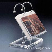 Acrylic Calendar Stand/Calendar Frames, Customized Designs with Customized Logos Printing
