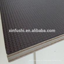 Contrachapado antideslizante para placas de andamio y escenario
