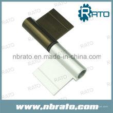 Charnière pivotante de porte de douche en aluminium