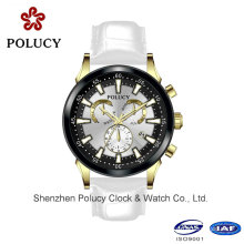 Watches Men Luxury Brand Automatic Genuine Leather Wristband Mechanical Men′s Watches