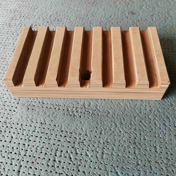 Transformer Wood Block