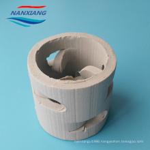 25mm pall ring in ceramic metal plastic material