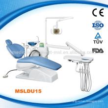 MSLDU15P 2016 neue billige China CE zugelassenen zahnärztlichen Stuhl