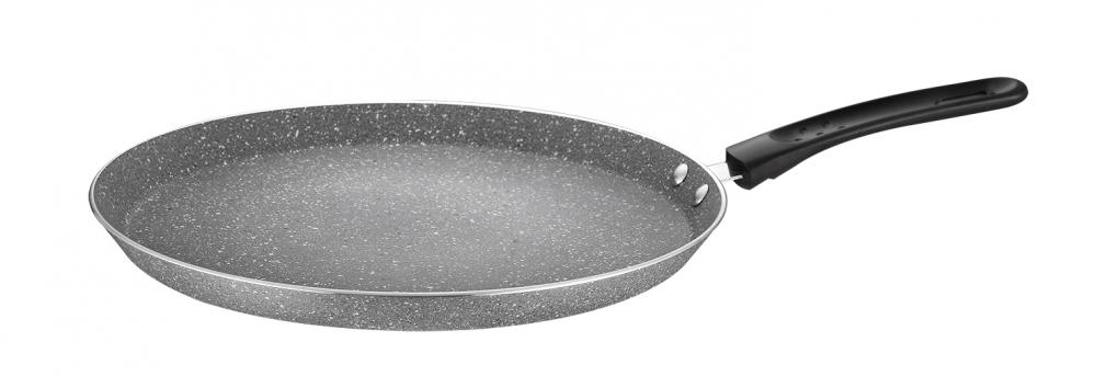 Aluminium niet-klevende coating Pizza Pan