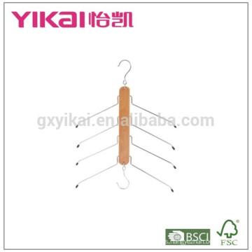 Multifuncional percha elegante inteligente para camisa femenina y camisa masculina